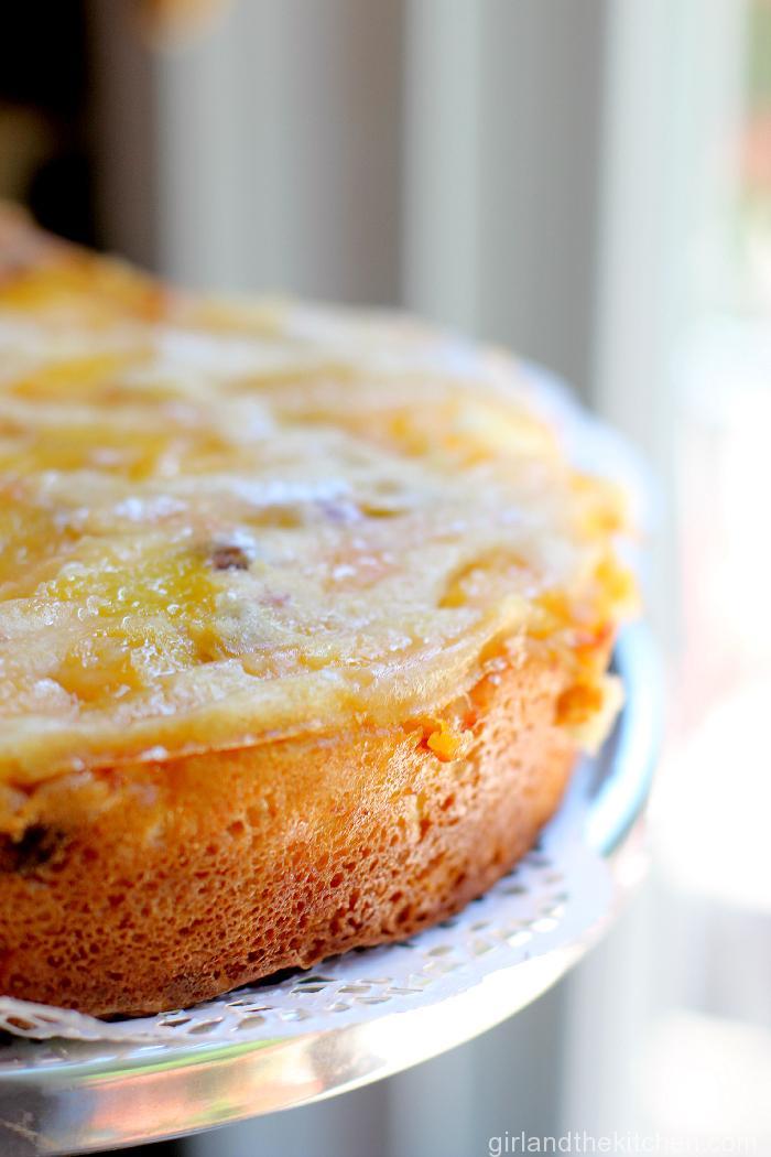 Peach-and-Almond-Sharlotka-3